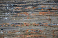 岩石壁背景纹理