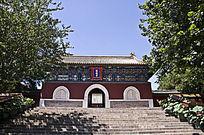 北京北海公园阐福寺