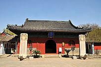 北京智化寺智化门