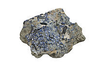 蓝锥矿 美国