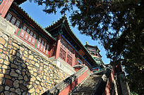 北京颐和园宝云阁
