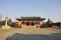 河南洛阳古墓博物馆太虚宫