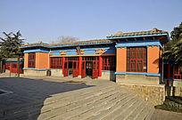 河南洛阳古墓博物馆玄堂