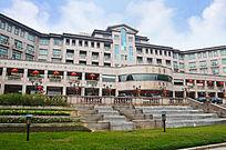 酒店建筑风景图片