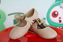 小女孩鞋子