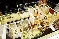 别墅室内设计模型