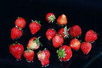 草莓写真图