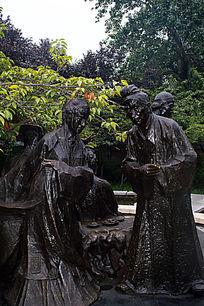 铜像雕塑图片,高清大图 城市风光素材