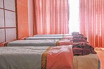美容院的室内舒适环境