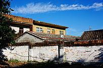 平房老建筑