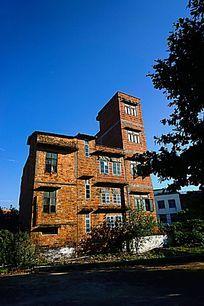 乡村楼房建筑