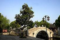 浙江绍兴鲁镇石桥