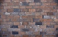 陈旧砖墙背景