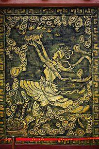 古典人物壁画