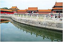 故宫金水河