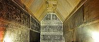 古墓壁装饰