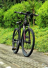山地自行车高清图