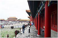 世界文化遗产故宫