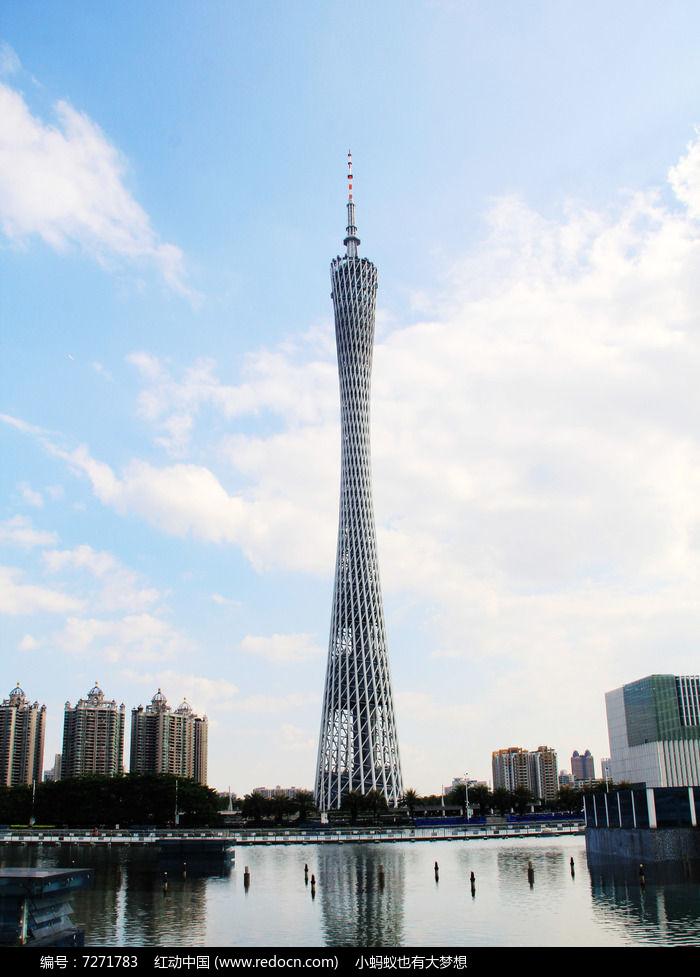 广州塔图片,高清大图_城市风光素材