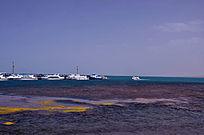 青海湖游艇