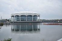 水上展厅建筑图片