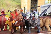 恐龙小玩具图片