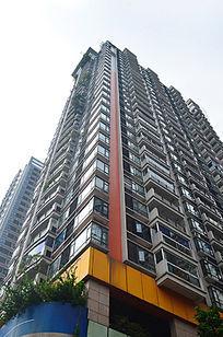 城市高楼大夏风景图片