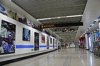 地铁世博站