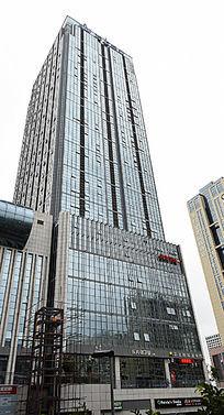 高层玻璃楼