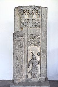 古代民居石雕