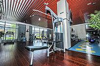 健身房健身器材力量设备高清大图