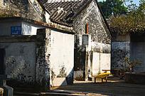 乡村老屋古建筑图片