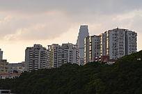 大楼大夏建筑风景图片