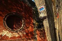 古迹斑驳的古建筑