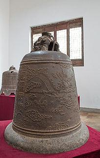 晋光寺铁钟