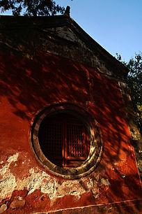 历史悠久的古建筑外观