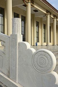 农展馆栏杆浮雕