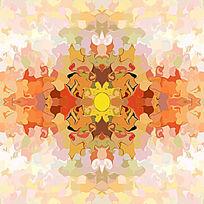 数码印花花型
