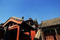 泰山红门宫古建筑