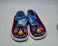 小老虎手工布鞋