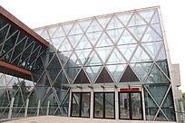 涿州博物馆外景