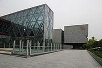 涿州博物馆主馆外景