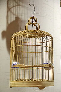 涿州的民间工艺鸟笼