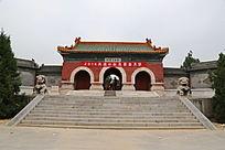 涿州三义宫外景