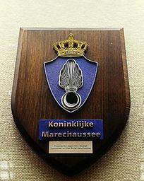 芬兰警务标志纪念牌