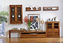 高贵玻门柜电视柜附台挂柜通用挂板