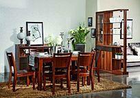 豪华餐桌餐椅隔断柜鞋柜