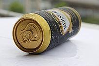 金罐德国黑啤