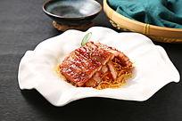 金丝松板肉