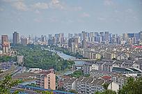 昆山城市风光景色图片素材